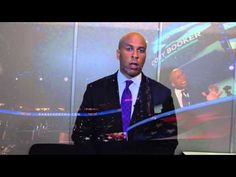 Backstage at the DNC 2012: Cory Booker