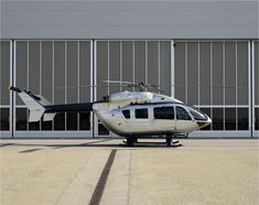 Mercedes-Benz Style in #helicopter (EC145) by #Eurocopter
