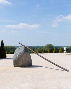 Lee Ufan. Versalles.