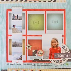 Oh Snap! - Club CK - The Online Community and Scrapbook Club from Creating Keepsakes