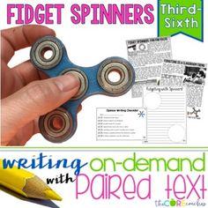 Fidget Spinners Pair