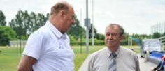 Jerzy Wilk podchodzi ostrożnie do modernizacji stadionu