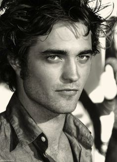 Even in b/w, Sex Drive Rob is lethal *THUD!*