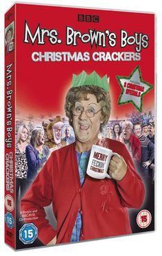 MRS BROWN'S BOYS CHRISTMAS CRACKERS: Amazon.ca: DVD
