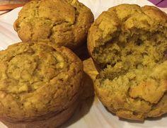 Fighter Diet Refeed Muffins