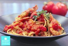 Γαριδομακαρονάδα-featured_image Food Categories, Spaghetti, Ethnic Recipes, Kitchen, Youtube, Instagram, Cooking, Kitchens, Cuisine