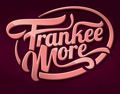 "Check out new work on my @Behance portfolio: ""Frankee More"" http://on.be.net/1JGBqLG"