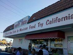 Arturo's Puffy Taco ...Whittier CA