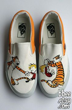 #Awwwh Calvin and Hobbs!