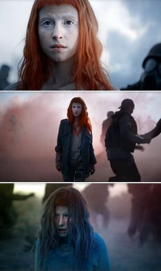 Hayley looks amazing and is amazing in this video!