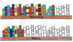 LAPICERO MÁGICO: BIBLIOTECA DE AULA: Lectómetro Too Cool For School, Back To School, English Book, Teacher Tools, Reading Time, I Love Books, Literacy, Coloring Pages, Language