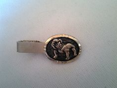 Mac Truck Bulldog Tie Clip - Vintage - Advertising by OldVintageTreasures2 on…