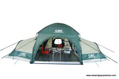 1 AXIS + 3 ZULU 13 person COMBO camping tent!