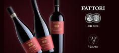 #vino tinto de la región #Veneto bodega Fattori de venta en #Vinopolis