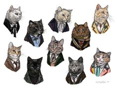 glabalaba:  This combines two of my favourite things. Cats. And Doctor Who :3 Credit belongs to: http://tardiscat.deviantart.com/  OH MY GOD.