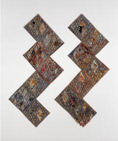 Joanne Young | Kitchener Ontario | Weekly Artist Fibre Interviews | Fibre Art | International | Canadian | World of Threads Festival | Contemporary Fiber Art Craft Textiles | Oakville Ontario Canada ****