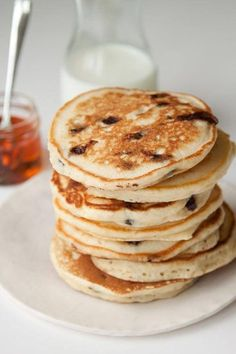 Crazy for pancake! Pancake everywhere  Pancake mania Chocolate pancake  Yummy Break