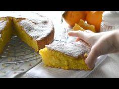 Pan d'arancio, soffice e profumato! Tutto quello che serve è solo un frullatore! Volete preparare un dolce super profumato che ricordi la Sicilia? Ecco la