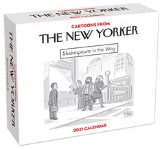 Start each day smiling with a humorous cartoon from The New Yorker. With unmatched visual sophistication and wit, these cartoons let no subject escape their scrutiny. Created by some extraordinary artists, the indelible images vary in style and tone, be it whimsical, provocative, serene, or laugh-out-loud funny. Great Christmas or New Years gift for dad, and for your hubby. #cartoon #calendar2021 #humor #funny #calendars #newyorkercartoons Funny Calendars, Desk Calendars, Scott Adams, Kids Calendar, 2021 Calendar, The New Yorker, Best Secret Santa Gifts, New Yorker Cartoons, Printable Calendar Template