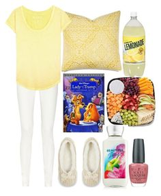 """""""Greek High Loungewear: Hemera"""" by becka-ramey ❤ liked on Polyvore featuring Barclay Butera, The Row, True Religion and OPI"""