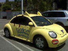 Pokemon slugbug yellow!