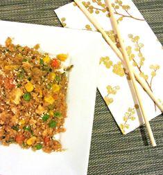 Quinoa Fried Rice - Served Profile 2.1