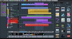 Steinberg 46040 Cubase Pro 8.5 Retail Production Station Software