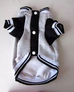 roupa para cachorro inverno macho femea blusa dog duda vest