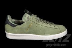 cheaper 4386f e69b1 Adidas CAMPUS 80s UNDEFEATED BAPE OLIVE GREEN Size 8.5 undftd bathing ape   eBay