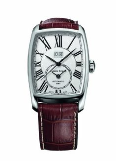 Louis Erard Men's 94210AA21.BDC52 Tonneau Dual Time Brown Crocodile Leather Watch Louis Erard http://www.amazon.com/dp/B0098TNNOY/ref=cm_sw_r_pi_dp_TvENub0H1SXJC