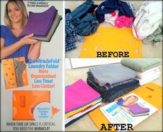 Clothes Folder - Laundry Folder