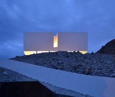 Estudio JFGS_Residência Gallarda, Almería, Espanha