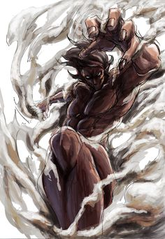 - Attack on Titan - Eren Attack On Titan Fanart, Attack On Titan Eren, Otaku Anime, Anime Guys, Anime Art, Dark Fantasy, Fantasy Art, Dark Souls, Super Anime