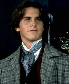 Christian Bale in Little Women. He's always been in great movies.