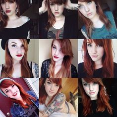 I'm feeling nostalgic for 2015 tonight the year I really embraced everything at @suicidegirls and finally followed my dreams... So here are my nine favorite selfies from a pretty damn good year. Which one is your favorite? xx #suicidegirls #suicidegirlshopeful #hopefulsuicidegirl #sghopeful #hopefulsg #sgh #sg #girlswithtattoos #tattooedgirl #tattooedbabe #tattoo #girlswithpiercings #piercedgirl #piercedbabe #piercings #altgirl #altmodel #alternativegirl #alternativemodel #inkeddoll #eydis…