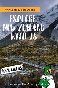 We're a locally owned and operated tour company based in the South   Island, New Zealand. With us, you will See More, Do More, Spend Less. Adventure Tours, South Island, New Zealand, Explore, News, Adventure Travel
