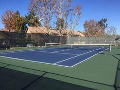 Irvine Tennis Courts