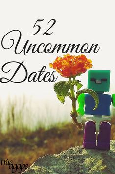 52 Uncommon dates that are sure to mix things up for you and your man!