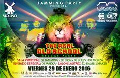 """El Molino presenta: """"Jamming Party – The Real Old School Reggae Party"""" http://crestametalica.com/events/el-molino-presenta-jamming-party-the-real-old-school-reggae-party-2/ vía @crestametalica"""