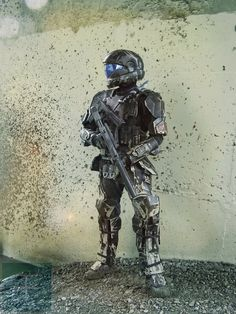 HALO: ODST Costume - Cosplay by CpCody on DeviantArt