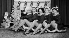 vintage christmas pics - Google Search