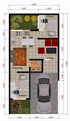 Trendy home drawing house layout Ideas Building A Small House, Small House Floor Plans, My House Plans, Minimal House Design, Small House Design, Home Room Design, Home Design Plans, Front Wall Design, Casa Loft