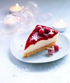 Cranberry Cheesecake -  Also with Lemon!!!