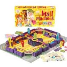 Mall madness. I used to play this all the time