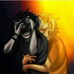 I don't really ship Solangelo - na okay maybe a little bit :D - but this fanart is too beautiful, I couldn't just keep scrolling!