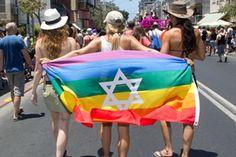 #jewpride #gaypride I need this flag!!!