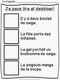 Primary French Immersion Resources: Assessment in Grade 1 FI by alfreda French Language Lessons, French Lessons, Spanish Language, Spanish Lessons, Dual Language, Learn Spanish, Sign Language, Learn English, French Flashcards