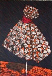 Paper-works - Sandra Thomson Frocks, Tutu, Gowns, Artists, Lady, Paper, Illustration, Artwork, Dresses