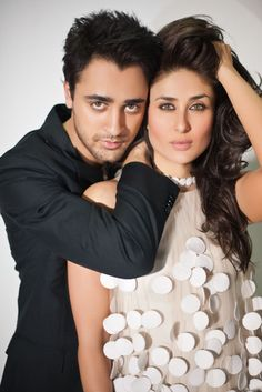 Surprisingly smitten by the photo chemistry between Imran Khan and Kareena Kapoor.
