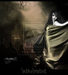 Intoxicated by LadyxBoleyn.deviantart.com on @deviantART
